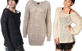Женские свитера 2014 год