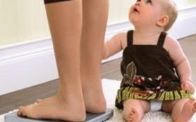 Как эффективно худеть после родов
