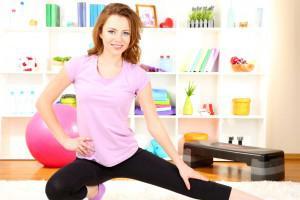 Интенсивные физические нагрузки мешают женщинам забеременеть