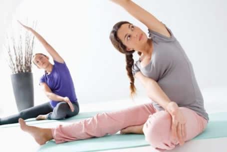 Беременность – не повод отказаться от спорта — (Триместры беременности)