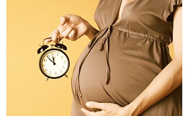 Нельзя лениться во время беременности