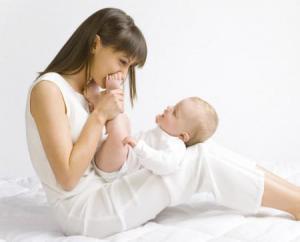 Питание кормящей мамочки