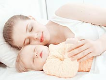Сбросить вес после родов