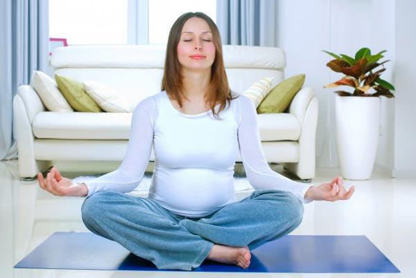 Йога в период беременности