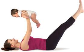 Контроль за фигурой во время беременности
