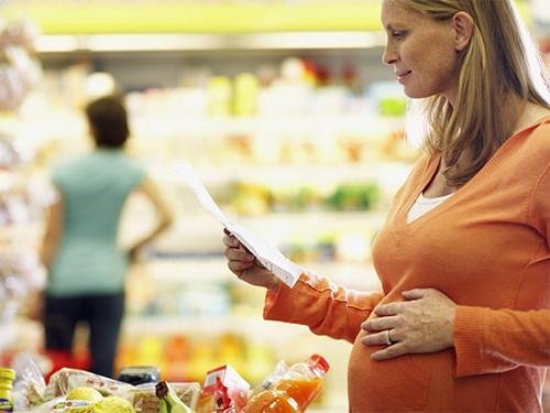 Переедание во время беременности