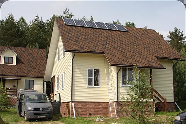 В Украине активно возводят солнечные электростанции