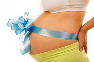 Диета полезна в период беременности