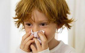 Как уберечь кроху, если дома кто-то заболел
