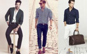 Из чего должен состоять базовый гардероб любого мужчины?