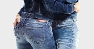 Выбор правильных джинсов