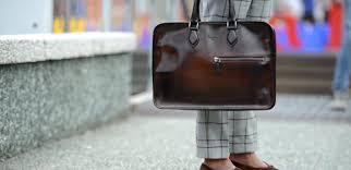 Выбор стильной и современной мужской сумки