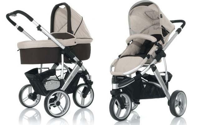 Современный выбор детской коляски