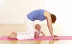 Укрепляющие упражнения после родов