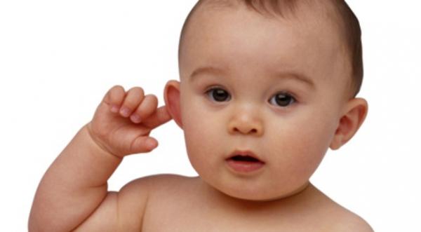 Массаж ушей для детского иммунитета