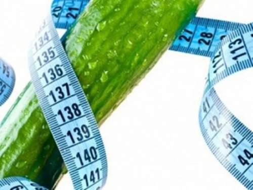 Огуречная экспресс-диета: эффективный способ быстро сбросить вес