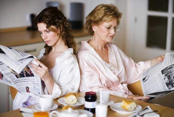 Правила хороших взаимоотношений с родственниками