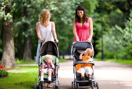 Рекомендации по выбору детской коляски