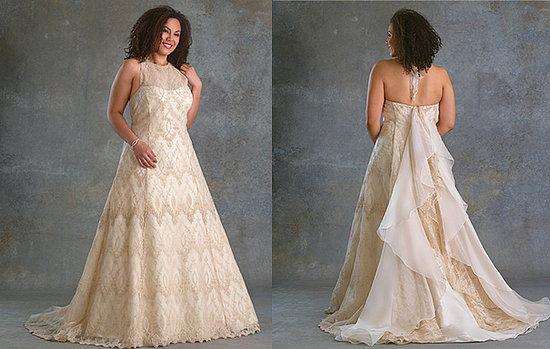 Свадебные платья больших размеров в интернет-магазине «RED IN WHITE»