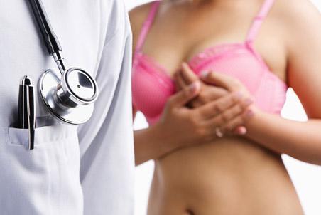 Как лечат рак молочной железы?