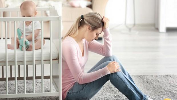 Послеродовая депрессия оказывает негативное влияние на эмоциональное развитие детей