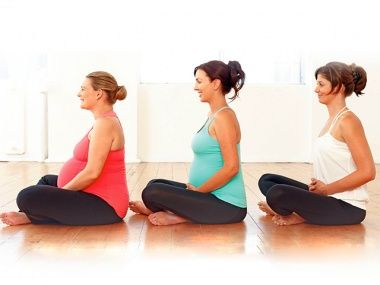 Пранаямы (дыхательные упражнения) для беременны