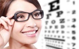 Правильный подбор очков для зрения