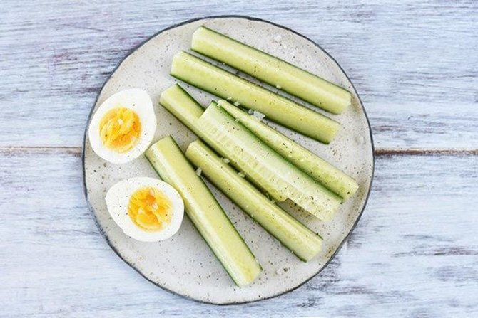 Яичная диета: как похудеть без вреда для здоровья