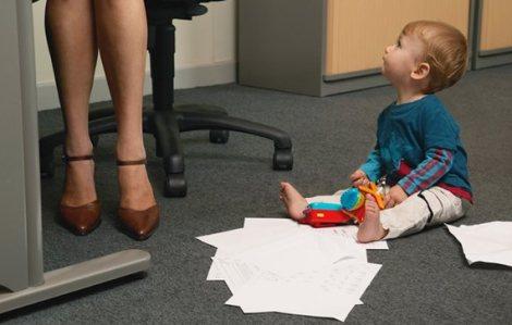 Женщина + карьера + ребенок