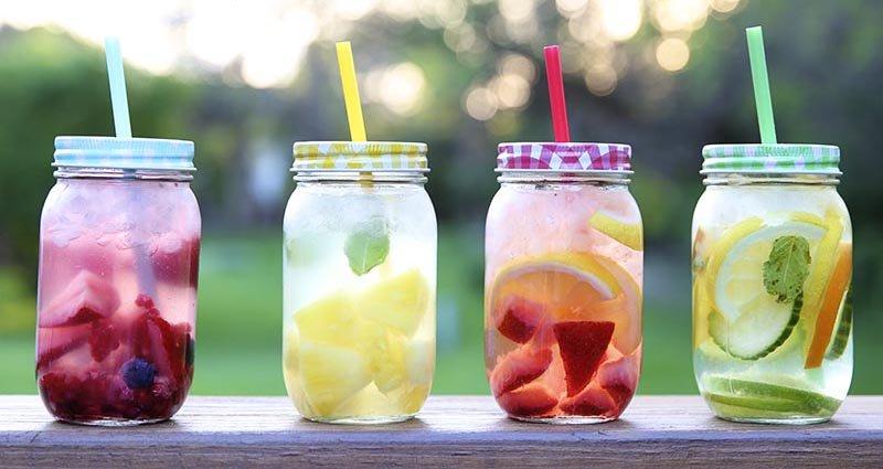 Детокс-вода: пьем и очищаемся
