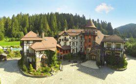 Проживание в отелях Украины