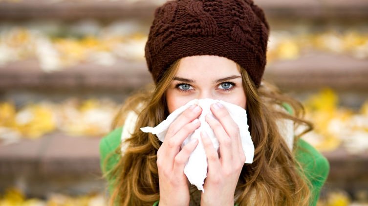 Как избежать простуды?