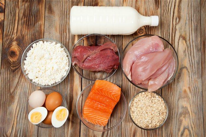 Как составить рацион при белковой диете