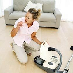 Аллергия на пыль: симптомы, причины, что делать, лечение, профилактика