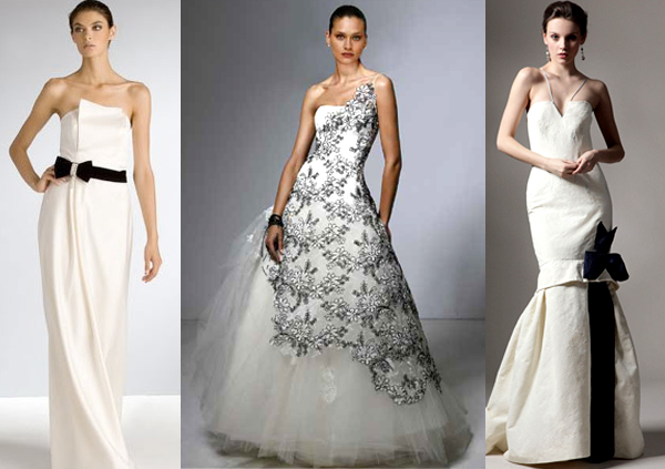 Отражает ли цвет свадебного платья характер невесты?
