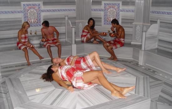 Турецкий хамам: польза и вред восточной бани