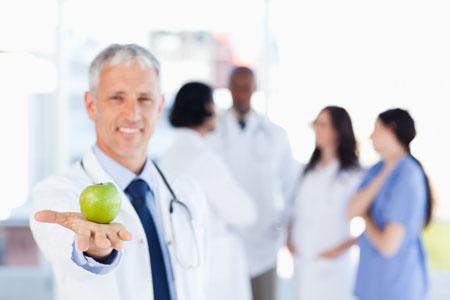 Лечение диетой: быстро, надолго и от всего