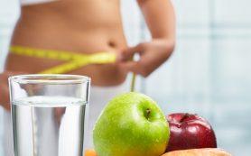 Начала пить воду и за первую неделю похудела на килограмм
