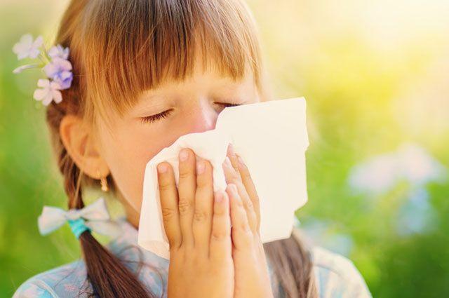 как понять что аллергия проходит