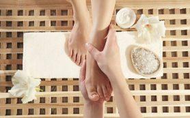 Массаж ног: как можно расслабиться?