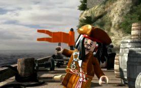 LEGO: Пираты карибского моря и совсем не пластиковый юмор