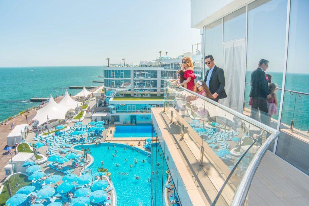 Лучший пятизвездочный отель Европы Nemo