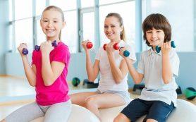 Основные плюсы фитнеса для детей