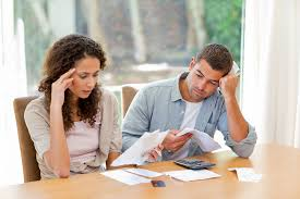 Развод и раздел долгов
