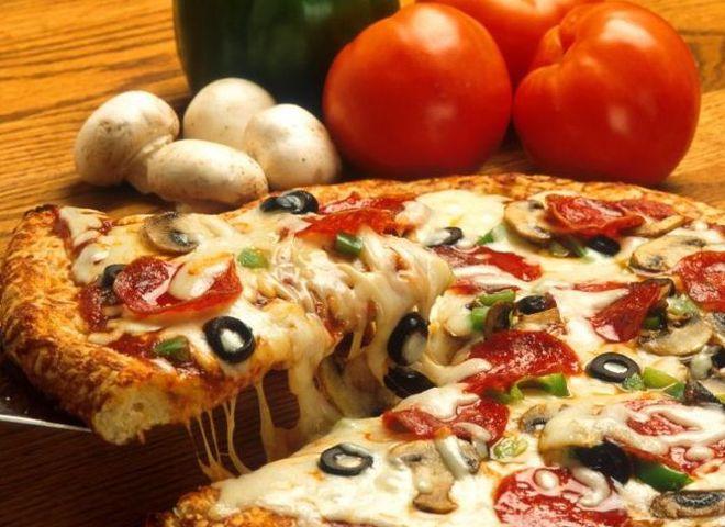 Пицца. Как сделать пиццу дома?