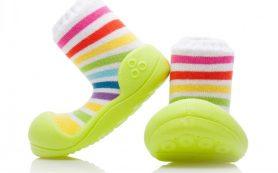 Уникальная обувь для малышей из Кореи