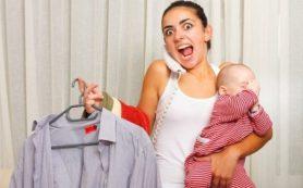 Почему женщина после родов не может похудеть?