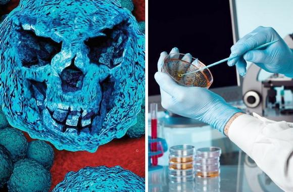 Создан новый класс антибиотиков — оружие против супербактерий