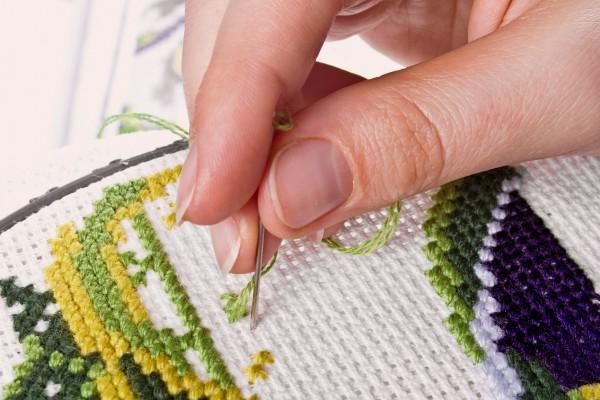 Вышивка крестиком – увлекательное хобби