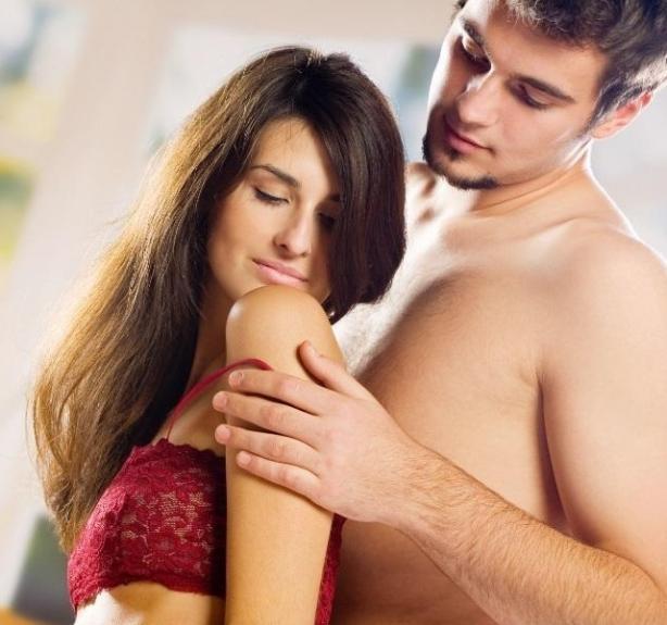 Сексуальный массаж: технология проведения